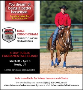 Down Under Horsemanship Clinic @ Deseret Peak Complex | Grantsville | Utah | United States