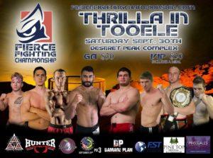Fierce Fighting @ Deseret Peak Complex Indoor Arena | Grantsville | Utah | United States